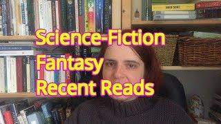 Science-Fiction & Fantasy | Recent Reads