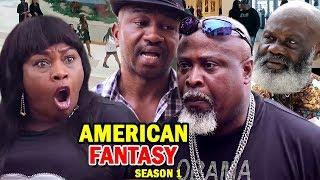AMERICAN FANTASY SEASON 1 - New Movie 2019 Latest Nigerian Nollywood Movie Full HD