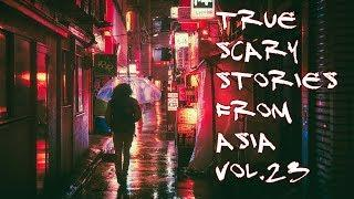 """True Scary Stories From Asia Vol.23 - """"Piggyback Ride"""" and """"One Final Dare"""""""
