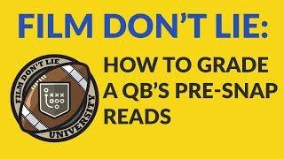 FDLU: How Quarterbacks can win before the ball is even snapped