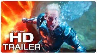 AQUAMAN Arthur's Maniac Brother Trailer (NEW 2018) Jason Momoa Superhero Movie HD