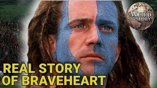 Braveheart: Most Historically Inaccurate Movie Ever Made