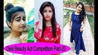 Part 20 beautyful Desi girls super acting & Dancing #vigo#tiktok#comedy#funny With@Latke Jhatke Jalw