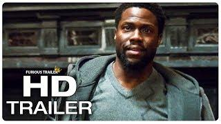 THE UPSIDE Official Trailer (NEW 2019) Kevin Hart Comedy Movie HD