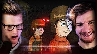 THERE'S SOMEONE IN THE HOUSE.. | Scary Animated Stories (REACTION #5)