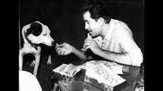 Old Hindi Film Stars with Pets and Animals