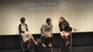 Hanagatami Q&A - JAPAN CUTS 2018