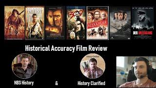Two Historians review the historical accuracy of seven films