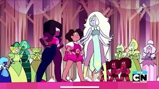 Fusions V.S Yellow Diamond + New Fusion - Diamond Days | Together Alone | Steven Universe