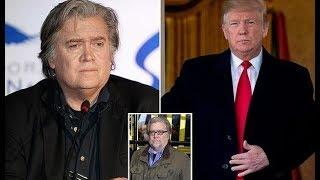 Steve Bannon reveals he hated working in Trump's White House