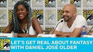 Let's Get Real About Fantasy Panel | San Diego Comic-Con 2018