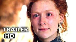 MARY QUEEN OF SCOTS Official Trailer # 2 (NEW, 2018) Margot Robbie, Saoirse Ronan Movie HD