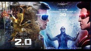 Robot 2 0 Full MOVIE Hindi Rajinikanth   Akshay Kumar   PROMOTION EVENT