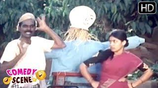 Biradar Naughty talking with Girl | Kannada Comedy Scene | Gup Chup Movie | SGV Comedy