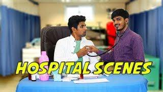 Hospital Scenes | Comedy Video | Azhar N Ali