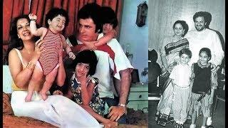 25  Rare Old Family Photos Of Great Hindi Film Stars , Have You Watched Them Before ?