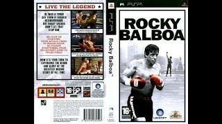 "Rocky Balboa ""All Rocky Historical Fights"" - Playthrough (Sony PSP)"