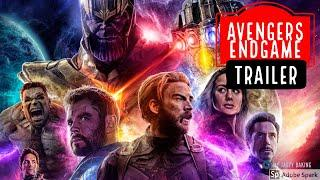 Avengers End Game Trailer 2019 | Latest 2019 Fantasy - Science Fiction Movie