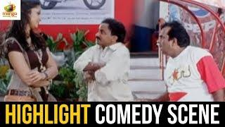 Brahmanandam and Venu Madhav Comedy Scene | Bhai The Lion Hindi Dubbed Movie | Best Comedy Videos