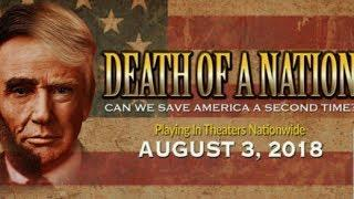 Dinesh D'Souza DEATH OF A NATION TRAILER
