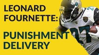 Leonard Fournette Is Fun For Fantasy Football, But Don't Mistake Him For A Perfect Running Back