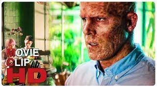 "DEADPOOL 2 ""World's Best X-Men"" Deleted Scene (NEW 2018) Superhero Movie HD"
