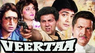 Veertaa Full Movie HD | Sunny Deol Hindi Action Movie | Jaya Prada | Bollywood Action Movie