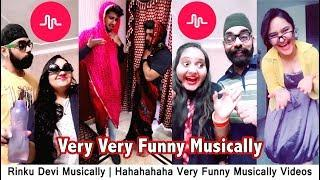 Rinku Devi Musically | Hahahahaha Very Funny Musically Videos Compilation | Viral Funny Videos