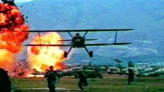 BATTLE OF THE EAGLES | Partizanska Eskadrila | Full Length War Movie | English | HD | 720p