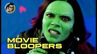 AVENGERS: INFINITY WAR Bloopers Gag Reel |FULL| (2018) Marvel Superhero Movie