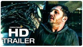 VENOM Let The Devil In Trailer (NEW 2018) Spider-man Spin-Off Superhero Movie HD
