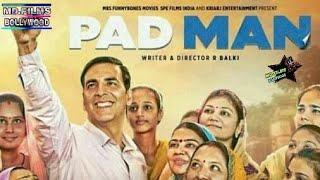 Padman Full Movie HD Akshay Kumar 1080p HD || MFB