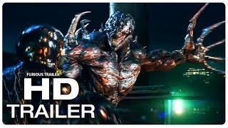 VENOM Riot Vs Venom Death Fight Trailer (NEW 2018) Spider-man Spin-Off Superhero Movie HD