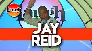 Jay Reid | Cougars | Laugh Factory Las Vegas Stand Up Comedy