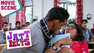 JATT vs IELTS | Comedy Movie Scene | Ravneet, Gurpreet Ghuggi | Latest Punjabi Movies 2018