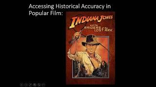 Art 200 Paper Tutorial: Accessing Historical Accuracy in Popular Film