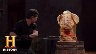 Forged in Fire: The Kelewang Tests (Season 5)   History