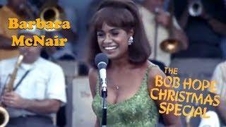 Barbara McNair - Bob Hope Vietnam Christmas Show (1967)   All Scenes