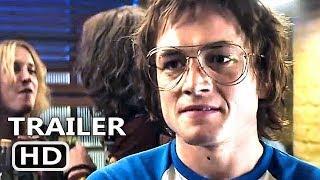 ROCKETMAN Trailer (2019) Elton John, Taron Egerton Movie