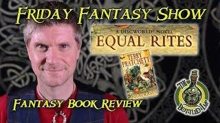 'Equal Rites' by Terry Pratchett - Fantasy Book Review
