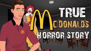 TRUE McDonald's Horror Story Animated