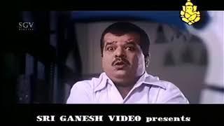 Swalpa Adavance Kodi | Tennis Krishna | Kashi | Kannada Comedy Scenes | Thuntata Movie