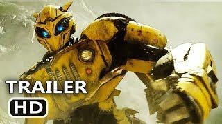 BUMBLEBEE Official Trailer (2018) John Cena, Transformers Movie HD