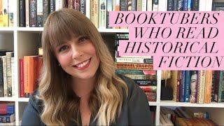 Amazing BOOKTUBERS Who Read HISTORICAL FICTION || #EverydayMay