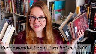 Recommendations: Own Voices Books | #booktubesff