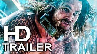 AQUAMAN Trailer #3 NEW (2018) Superhero Movie HD