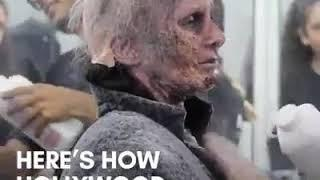 How movie makeup is made for horror and fantasy