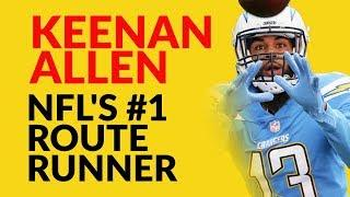 Keenan Allen Gets Open And Tevin Coleman Busts Into The Open And We'll Review Film On Both!