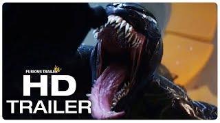 VENOM Eats Humans Alive Trailer (NEW 2018) Spider-man Spin-Off Superhero Movie HD
