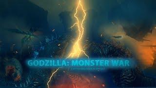 Godzilla: Monster war -full film (animation )